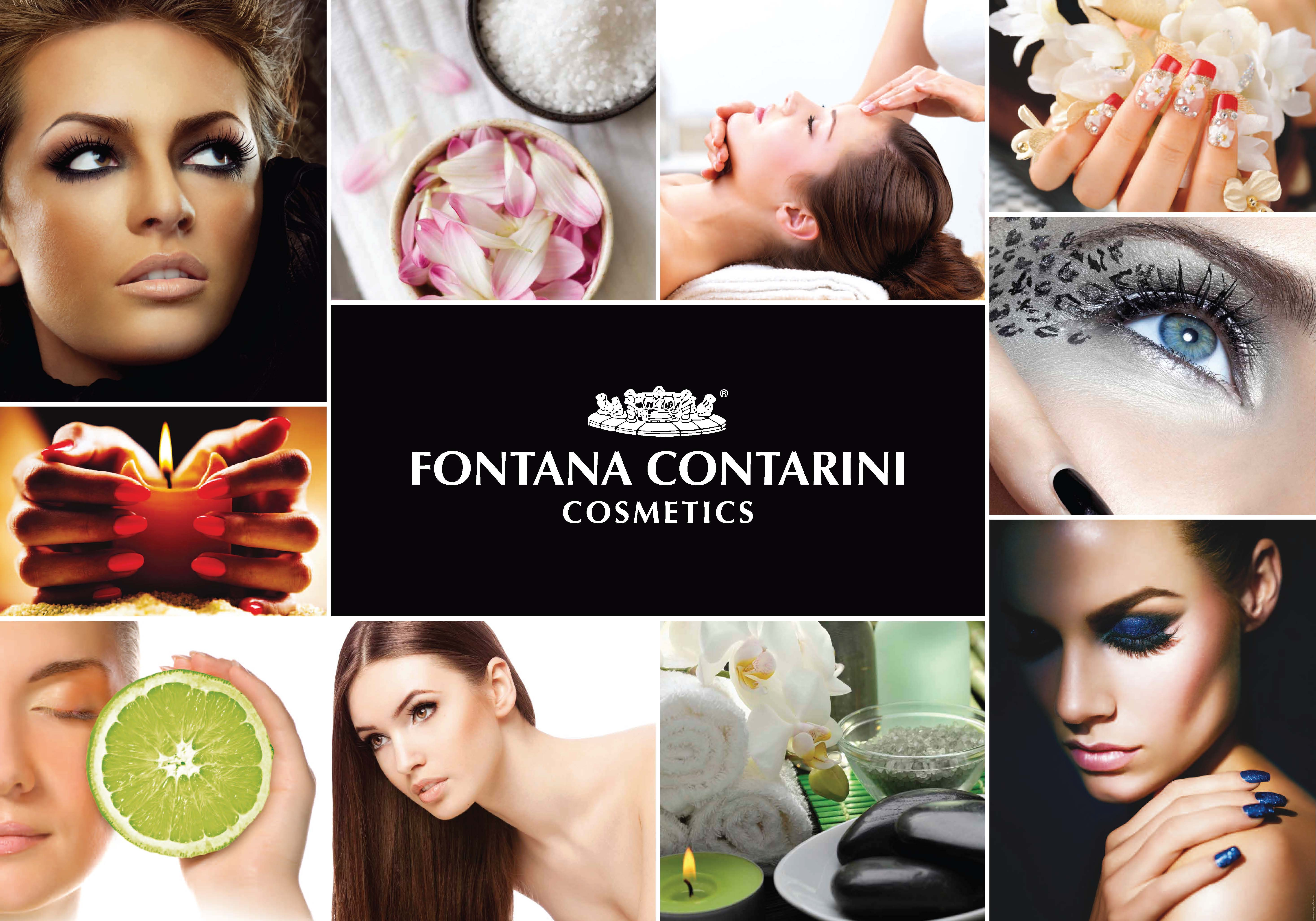FONTANA CONTARINI MAKE-UP AL 50% per cambio linea