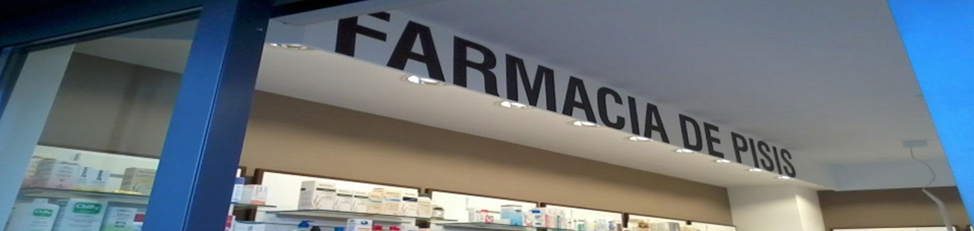 Benvenuti in Farmacia De Pisis